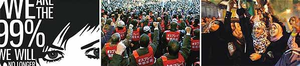 Let's change Japan! Let's change the world!